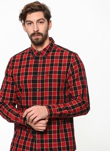 Wrangler Gömlek Kırmızı